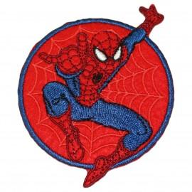 Thermocollant Brodé Spider-man E