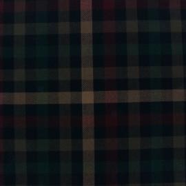 Tissu tartan écossais Walker x10cm