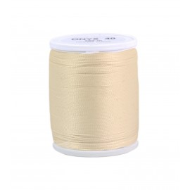 Plolyamide sewing thread 250 m - ivory