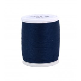 Polyamid laser thread bobbin ONYX 40  250 m - navy blue