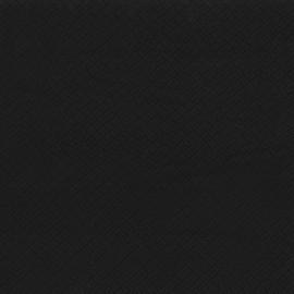 Faux leather Carro - black x 10cm