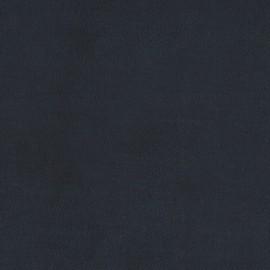 Simili cuir envers suédine marine/beige x 10cm