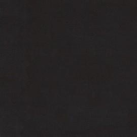 Simili cuir envers suédine noir/beige x 10cm