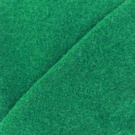 Laine bouillie vert vif x 10cm