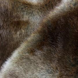 Fourrure Ours brun x 10cm