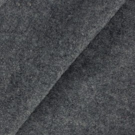 Laine bouillie gris bleu chiné x 10cm