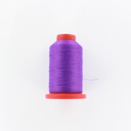 Cone of Serging-overlock foam thread 1000 m n°100 - purple