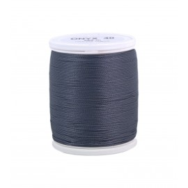 Polyamid laser thread bobbin ONYX 40  200 m - grey
