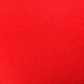 Felt Fabric - red x 10cm