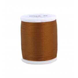 Polyamid laser thread bobbin ONYX 40  250 m - copper