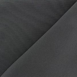 Tissu Burling - gris ardoise x 10cm