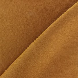 Tissu Burling - camel x 10cm