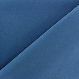 Tissu Burling - bleu pastel x 10cm
