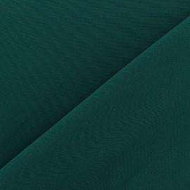 Tissu Burling - vert pin x 10cm