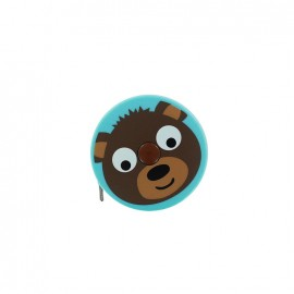 Retractable measure tape Jungle - Bear