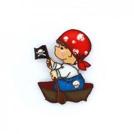 Child Iron on - pirate