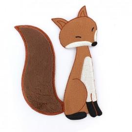 Fox Iron on - big size