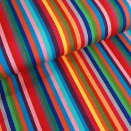 Deckchair canvas fabric Pampelonne (43cm) - orange x 10cm