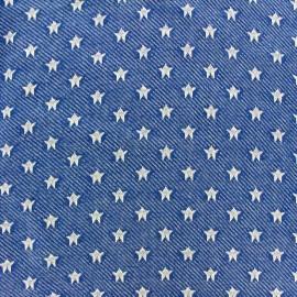 Chambray Jogging denim Angel - blue x 10cm