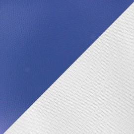 Imitation leather Karia - blue x 10cm
