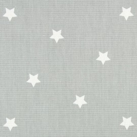 Varnished and coated cotton fabric Twinkle - rubble  x 10cm