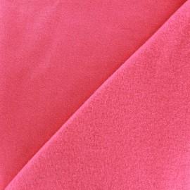 Sweat Fabric - candy pink x 10cm