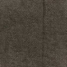Jacquard fabric Masym - taupe x 10cm