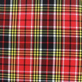 Tissu tartan écossais - Kelso x 10cm