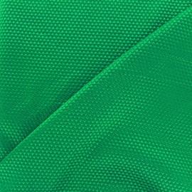Tissu piqué de coton satiné - vert x 10cm