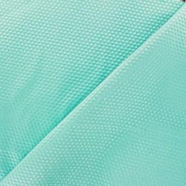 Tissu piqué de coton satiné - Opaline x 10cm