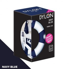 Dylon fabric dye for machine use - navy blue