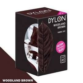 Dylon fabric dye for machine use - woodland brown