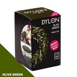 Dylon fabric dye for machine use - olive green