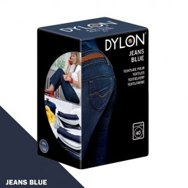 Dylon fabric dye for machine use - Jeans blue