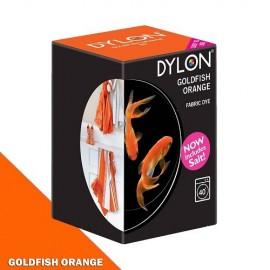 Dylon fabric dye for machine use - Goldfish orange