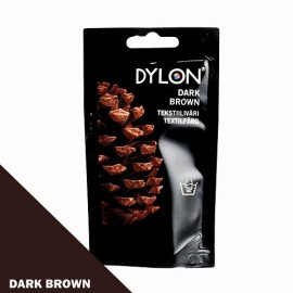 Dylon fabric dye for hand use - dark brown
