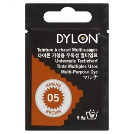 Dylon multi-purpose dye - havana brown