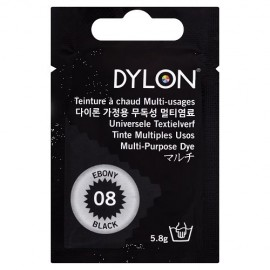 Dylon multi-purpose dye - ebony black