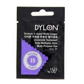 Dylon multi-purpose dye - windsor purple