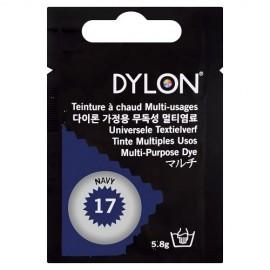 Dylon multi-purpose dye - navy