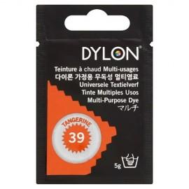 Dylon multi-purpose dye - tangerine