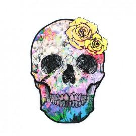 Skull Iron on - La Catrina