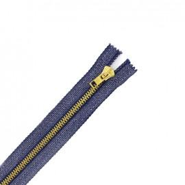 Fermeture Eclair super jean's - bleu