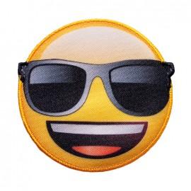 Thermocollant toile Emoji™ - Je suis une star !