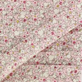 Biais Tiny - rose x 1m