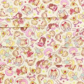 Bias  Sweet Dolls - pink x 1m