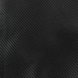 Imitation leather Saco - black x 10cm