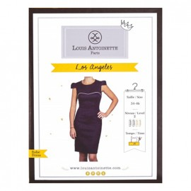 """Robe Los Angeles"" sewing pattern"