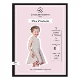 Patron La robe Mini demoiselle