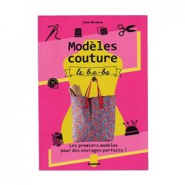 """Livre """"Modèles couture le B.A-B.A-"""""""